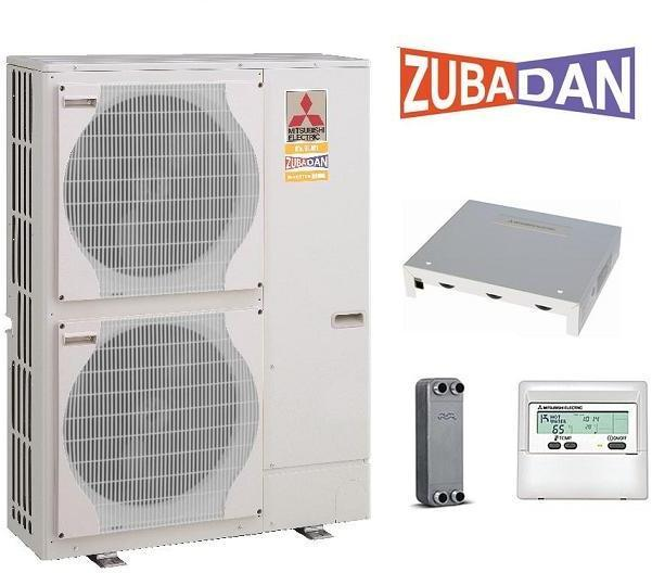 Термопомпа MITSUBISHI ELECTRIC  MITSUBISHI PUHZ-SHW80 VAA ZUBADAN