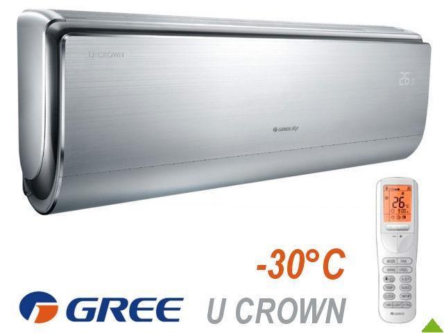 Климатик GREE  GWH18UC / K3DNA4F  U-Crown