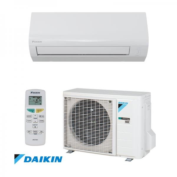 Климатик DAIKIN  FTXF25A / RXF25A Sensira