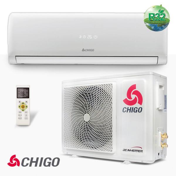Климатик CHIGO  CS-61V3G - 1H169E2-W3