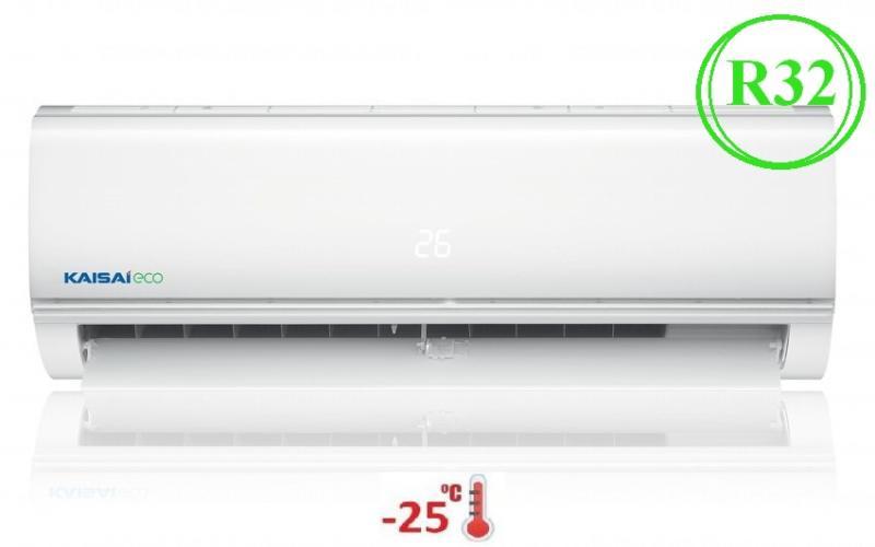 Климатик KAISAI  KEX-09KTAI / KEX-09KTAO ECO   -25 °С