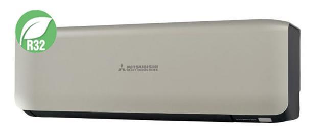 Климатик MITSUBISHI HEAVY  SRK25ZS-WT / SRC25ZS-W Premium Titanium R32